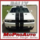 2011 CHALLENGER RALLY Racing Stripe - 3M Pro Vinyl Decal Hood Bumper * 082
