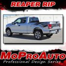 2015-2018 Ford Truck REAPER RIP Stripes Vinyl Graphics Decals 3M Pro | PDS4775