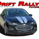 Chevy Cruze Hatchback Drift Rally Racing Stripes Vinyl Graphics Decals 2017 2018