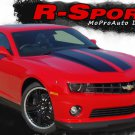 R-Sport 2014-2015 Camaro Factory Style Racing Stripe 3M Vinyl Graphic Decal V6
