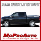 Dodge Ram Hood Spears & Sides 2013 Vinyl Graphics Decals - 3M Pro Stripes A43