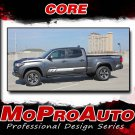 2015-2017 Toyota Tacoma Lower Rocker Side Door CORE Vinyl Graphic Stripes Decals