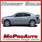 HOCKEY 1 Dodge 2014 Charger Side Stripes Decals 3M Graphics 3M Pro Vinyl D35