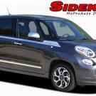 2014-2016 Fiat 500L 4-Door Upper Panel Body Strobe Vinyl Stripes Decals Graphics