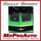 2012 Camaro Rally Racing Stripes Decals SYNERGY GREEN - 3M Pro Vinyl 452