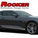 2018 2017 2016 Camaro Lower Rocker Panel Stripe Accent 3M Vinyl Graphics Decal