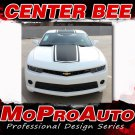 CENTER BEE 2015 Chevy Camaro Rally Hood Stripes Decals Graphics 3M Pro Vinyl RS