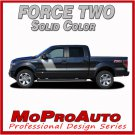 2013 F-150 FORCE TWO Solid Color Side Hockey Decals Stripes Vinyl Graphics M23
