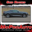2016-2017 Chevy Camaro SS RS SKID ROCKER Decals Stripe Kit 3M Pro Series PDS