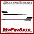 2013 Camaro SHAKEDOWN Side Stripes Graphic Decals * 7+ Year 3M Pro Vinyl 221