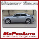 HOCKEY 1 Dodge Charger 3M Stripes Decals Graphics 2014 Pro Vinyl Only 4DT