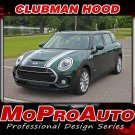 2016 2017 2018 Mini Cooper CLUBMAN HOOD Dual Stripes Vinyl Graphic Decal Kit
