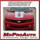 2012 Camaro ENERGY SEMA Hood Trunk Premium Vinyl Graphics Stripes Decal 485