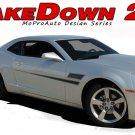 Chevy Camaro 2014-2015 Hockey Stick Stripes 3M Vinyl Graphic Shakedown 2 Decals