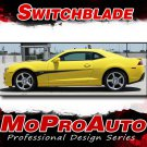2014 Camaro Blade Hood Spike Side Spear 3M Vinyl Decals Stripes Graphic - F677