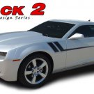2014-2015 Chevy Camaro Track Hockey Stick Stripe LS LT SS RS Vinyl Graphic Decal