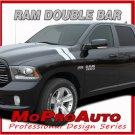 Dodge Ram Hood Hash Marks 2015 Vinyl Graphics Decals - 3M Pro Vinyl Stripes G53