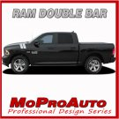 Dodge Ram Hood Hash Marks 2017 Vinyl Graphics Decals - 3M Pro Vinyl Stripes D34