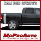 Dodge Ram Rumble Truck Bed Panel 2013 Vinyl Graphics Decals - 3M Pro Stripes P44