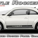 Lower Rocker Panel 3M Vinyl Decals Stripes Graphic 1998-2017 Volkswagen Beetle