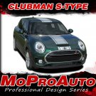2016-2018 Mini Cooper Hood CLUBMAN S-TYPE RALLY Stripes Vinyl Graphic Decal Kit