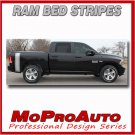 Dodge Ram Rumble Truck Bed Panel 2010 Vinyl Graphics Decals - 3M Pro Stripes P05