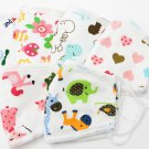 Kids Muslin Cotton Face Mask | Cute Toddler Cotton Face Mask | Cloth Kids Face Mask