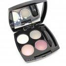 Avon True Color Eyeshadow Quad Smoke & Mirrors Eye Makeup Grey Mauve