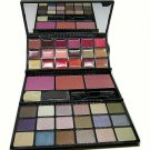Avon Color Fold-Up Palette 18 eye shadows 3 blushes 18 lip glosses