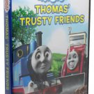 Thomas & Friends Thomas' Trusty Friends DVD 2009 Trains Construction Storm Songs