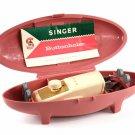 Singer Buttonholer Vtg 1960 489500 489510 Metal Template Keyhole Straight