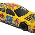 NASCAR #36 M&M's Pontiac Grand Prix Ernie Irvin 1:24 Diecast