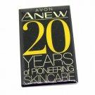 Avon Anew 20 Year Anniversary Pin Pioneering Skincare