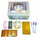 Disney Beauty and the Beast Glittery Glam Mosaic Box Jewelry Keepsake Box