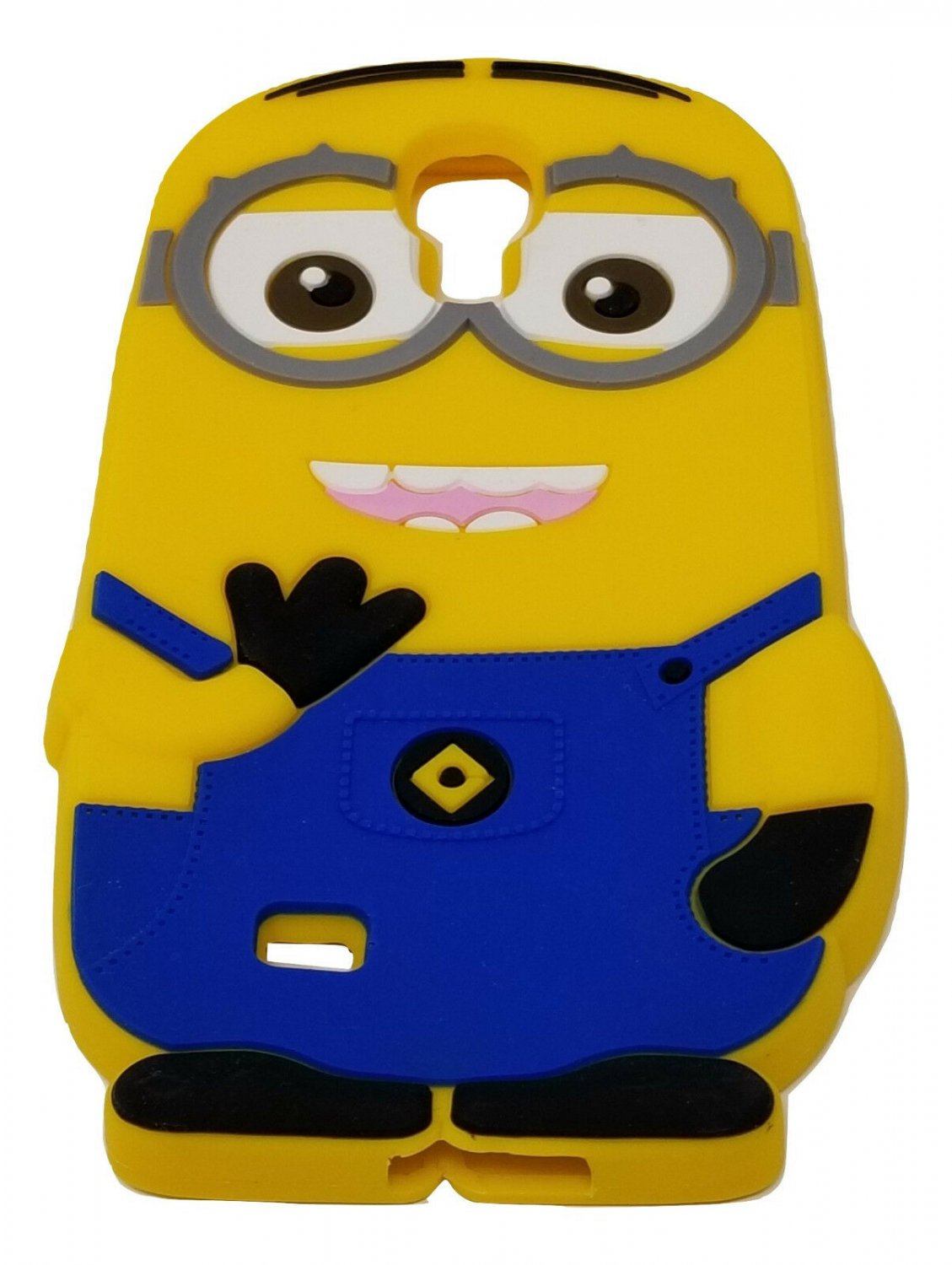 Despicable Me Minion 3D Soft Silicone Gel Case Cover for Cell Phone