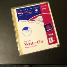 Avery Big Tab Write-On Dividers 8 Tabs 1 set
