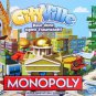Hasbro CityVille Monopoly Board Game 2012 Edition City Building ZyngaFamily Game