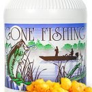 Cheddar Cheese Popcorn - 1 gal (Fishing Scene)