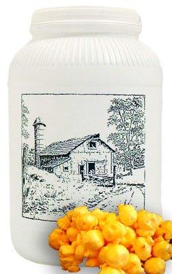 Cheddar Cheese Popcorn - 1 gal (Farm Scene)
