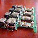 Dell Inspiron 1525 1526 Power Jack Board 48.4w006.011 48.4w006.021