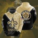 New Orleans Saints Pullover Hoodie MEN Women and Children