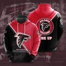 Atlanta Falcons  Pullover Hoodie MEN Women and Children