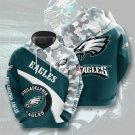 Philadelphia Eagles Pullover Hoodie MEN Women and Children