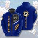 St. Louis Blues NHL Pullover Hoodie MEN Women and kids