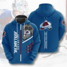 Colorado Avalanche NHL Pullover Hoodie MEN Women and kids