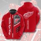 Detroit Red Wings NHL Pullover Hoodie MEN Women and kids