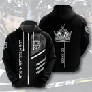 Los Angeles Kings NHL Pullover Hoodie MEN Women and kids