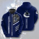Vancouver Canucks  NHL Pullover Hoodie MEN Women and kids
