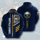 Buffalo Sabres NHL Pullover Hoodie MEN Women and kids