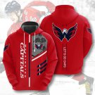 Washington Capitals NHL Pullover Hoodie MEN Women and kids